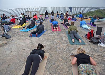 108 salutations au soleil Yoga-Leymen