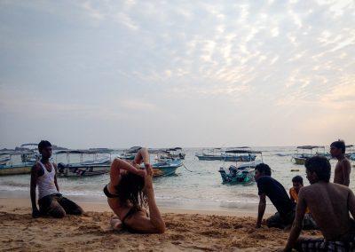Sri Lanka voyage Yoga