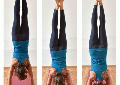 Yoga-Leymen, Nathalie Angly workshop les inversions, Yoga